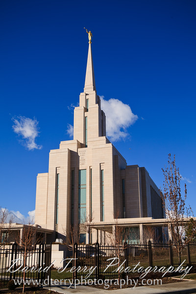 David Terry Photography Oquirrh Mountain Temple