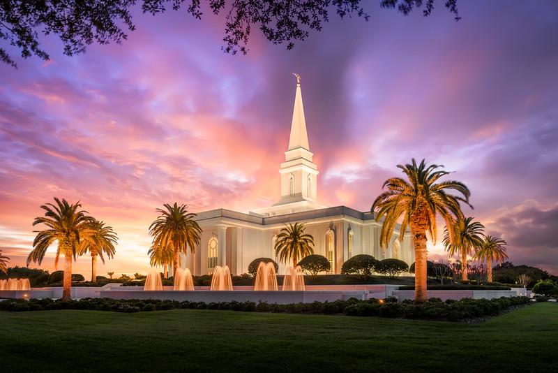 Orlando Florida Sunset