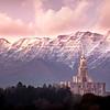 Payson, Utah LDS Temple