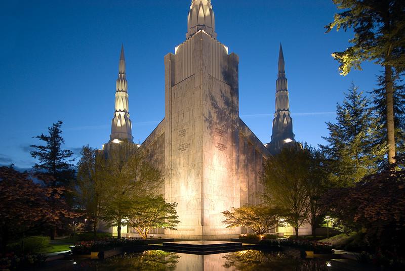 PortlandTempleTwilight11