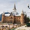 Provo City Center Temple Construction