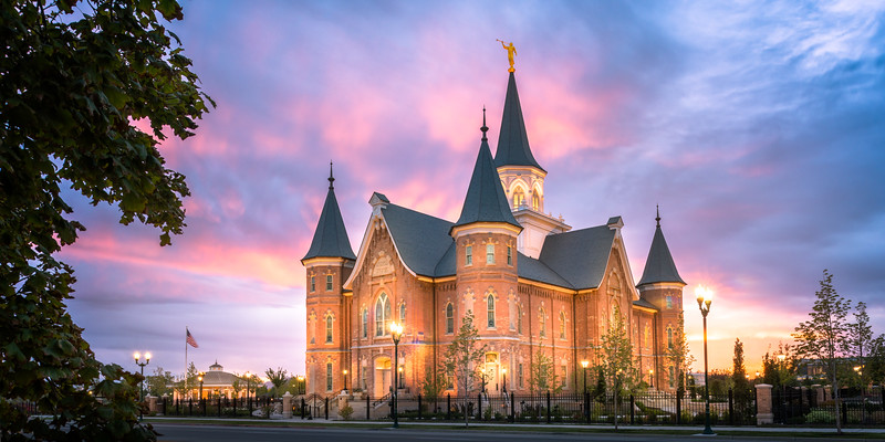 From the Ashes, Rekindling the Flame of Faith - Provo City Center