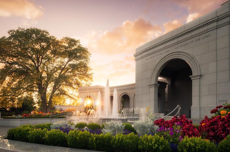 Sacramento Fountain