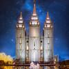 Christmas Celestial Nativity