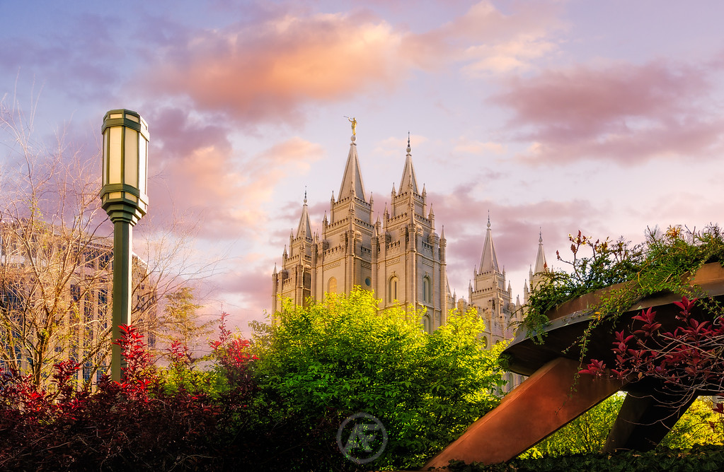 Temple Square - Glorious Majesty of His Kingdom