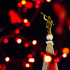Salt Lake Temple Angel Moroni Christmas Lights