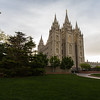 Salt Lake Temple Grounds
