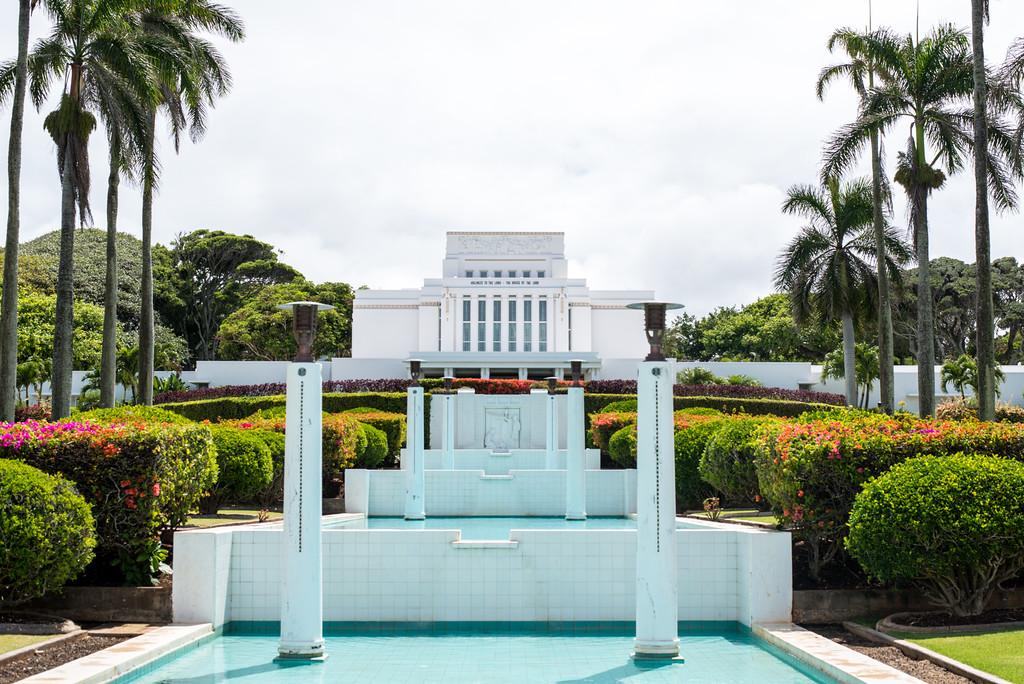 Leigh Hawaii temple