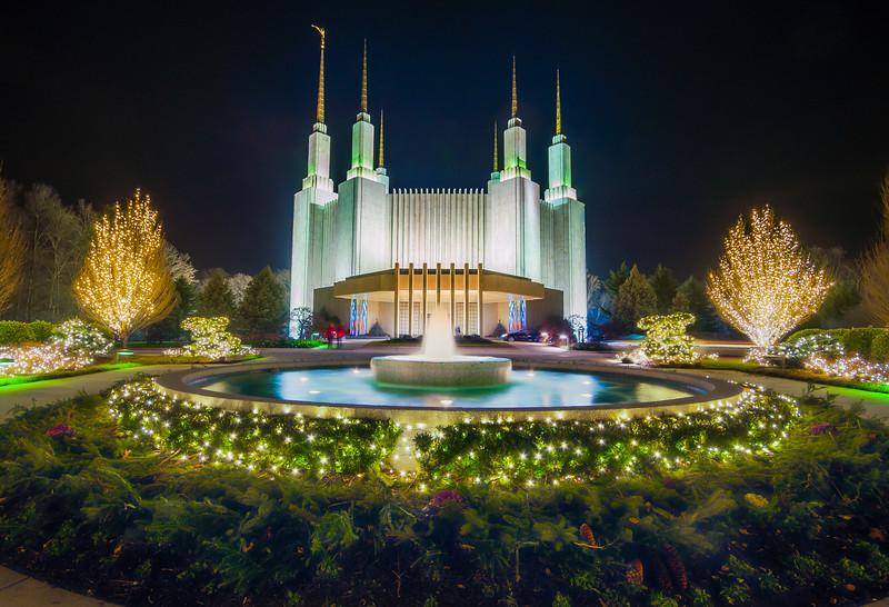 Washington DC Temple