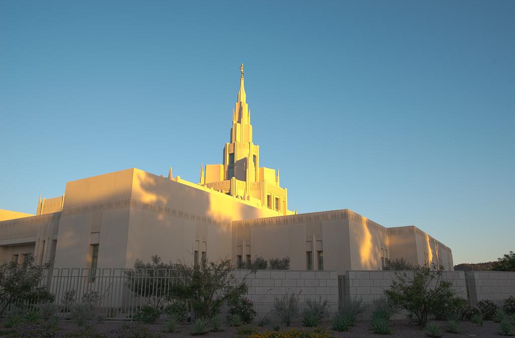 Phoenix Arizona Temple