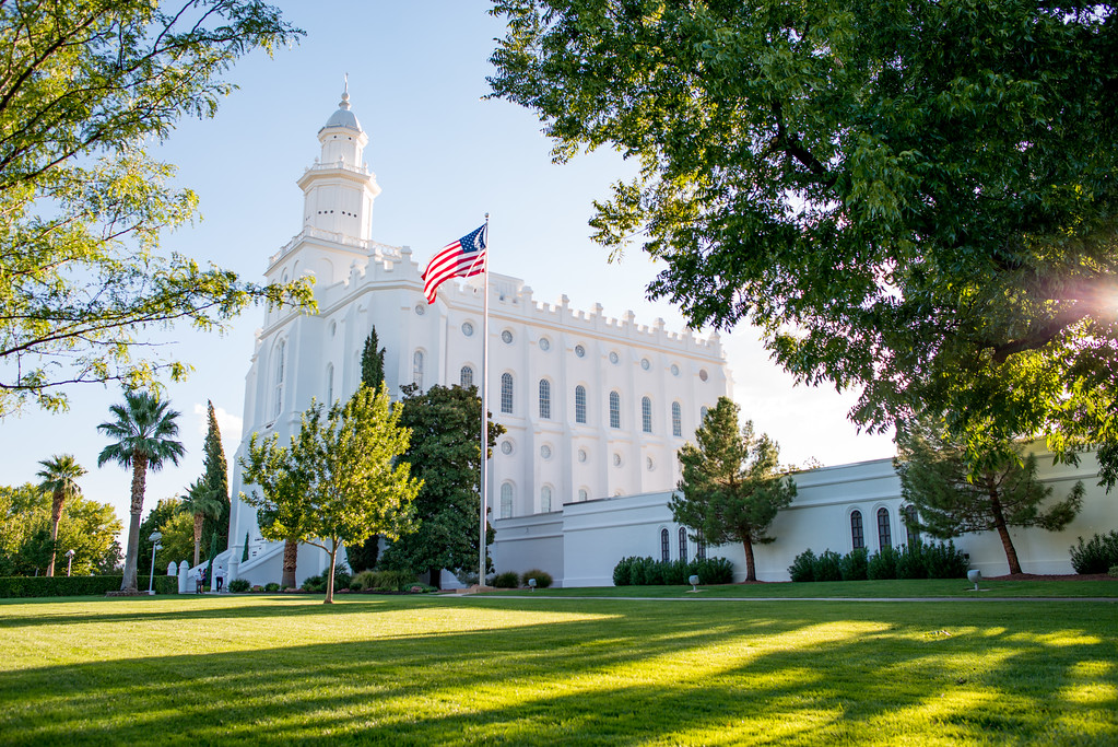 St.George Utah Temple