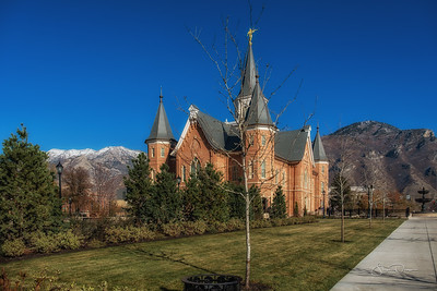 Provo City Center Temple