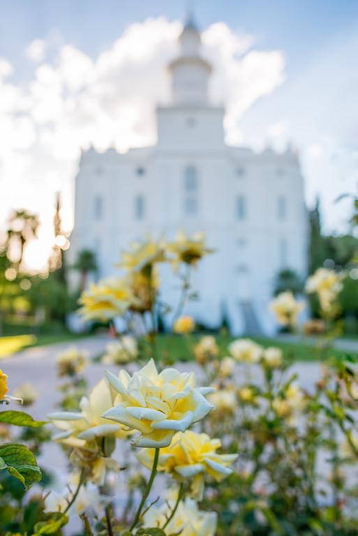 St.George Utah Temple