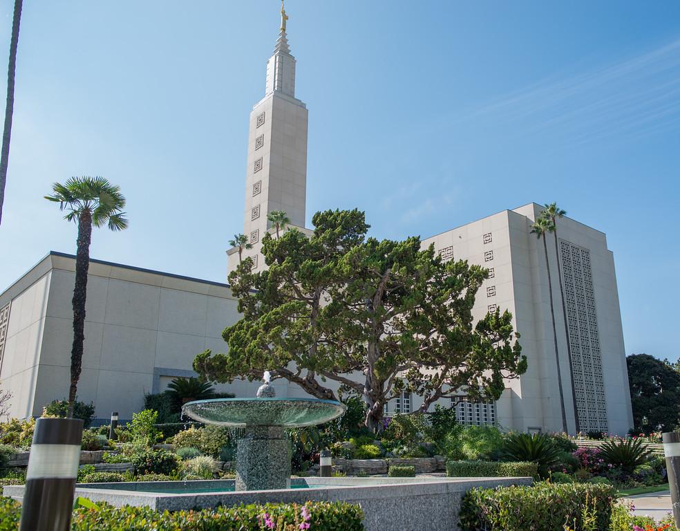 Las Angeles temple