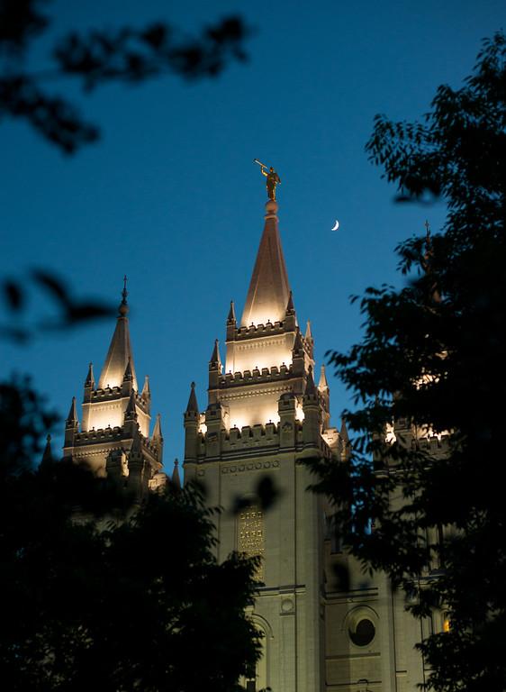 Salt Lake City, UT, LDS Temple