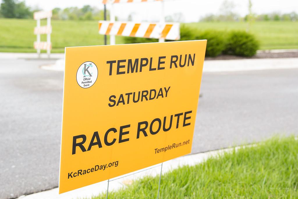 KC Temple Run May 2015