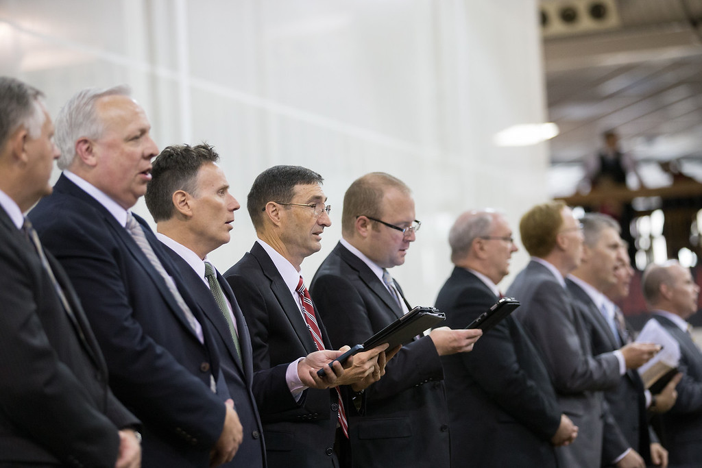 Liberty Stake Conf (creation of Far West Stake) 10.2015