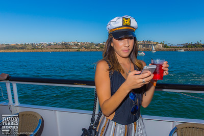 Labor Day Weekend Annual Cruise in Marina Del Rey 9.7.2015 @© Rudy Torres | RudyTorresRocks.com