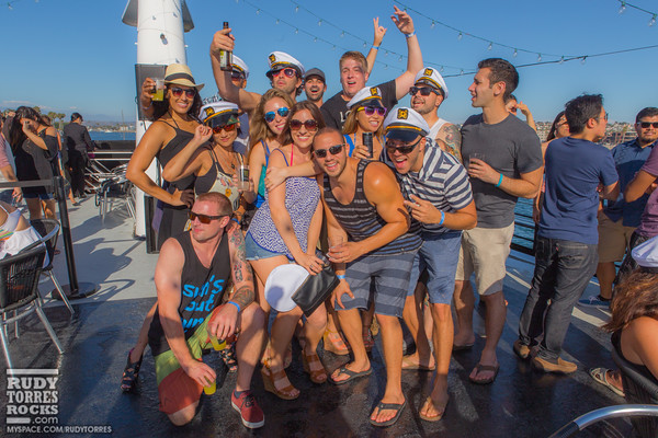 Labor Day Weekend Annual Cruise in Marina Del Rey 9.7.2015 @© Rudy Torres   RudyTorresRocks.com