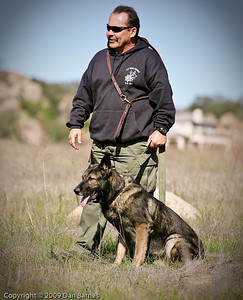 K9 training Wright's field-206