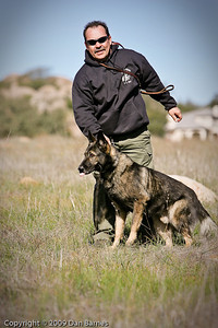 K9 training Wright's field-189