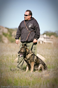K9 training Wright's field-208