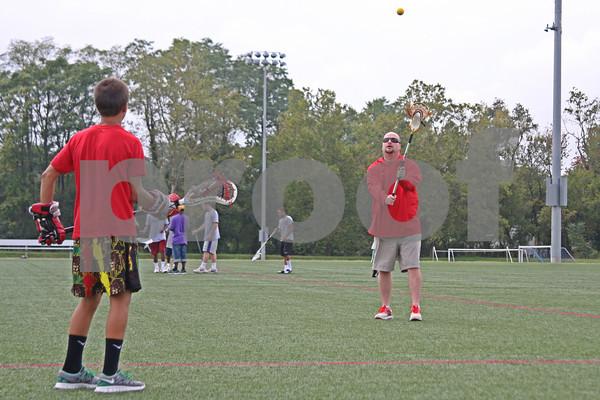 LEAPS Lacrosse Clinics + Games
