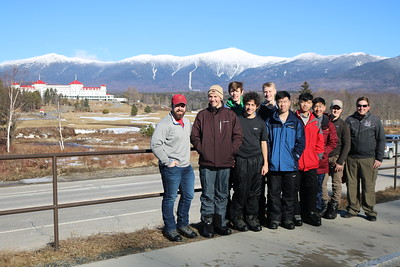 Winter Back Country Leadership