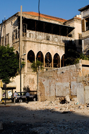 Old Houses  - Beirut - بيروت