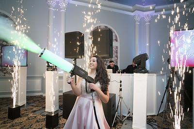 LED CO2 Canon