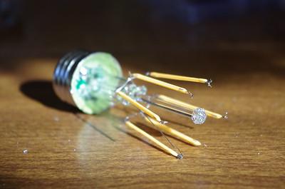 LED Fillament Ring Light