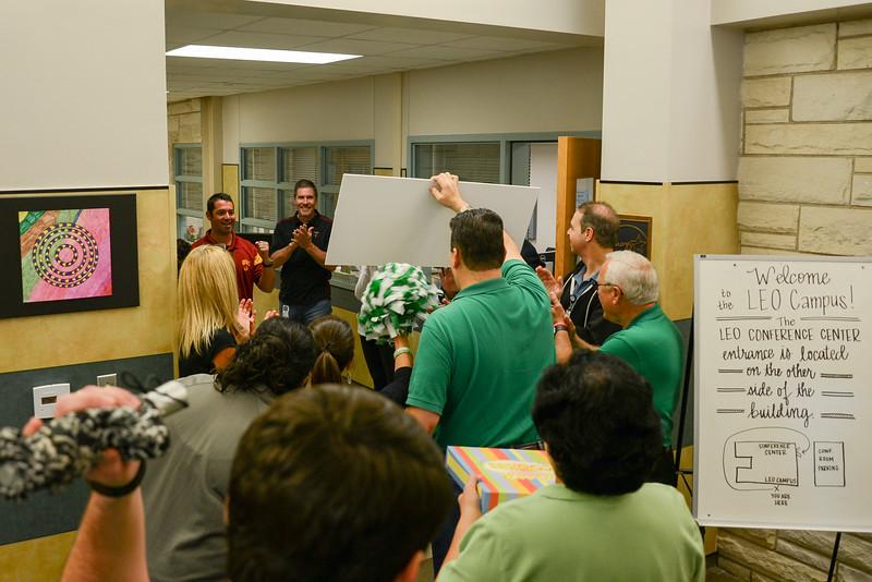 LEO Center: Jason Rojas – Service Learning through Gardening