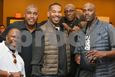 LEGENDS OF BASKETBALL ALL STAR PARTY 2018