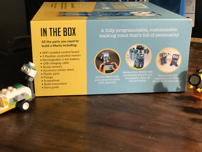 2018-06-29 Marty the Robot by Robotical unbox-15_heic