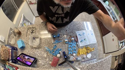 2019-11-01 Marty Robot build-02