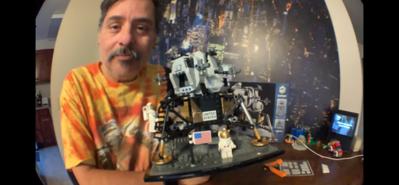 2019-06-08 LEGO Apollo Lunar Lander Build-21