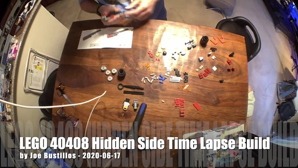 2020-06-17 LEGO Cars Time Lapse Build