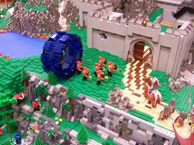 The time squad visits the castle era.
