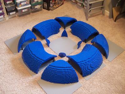 Big Blue Torus