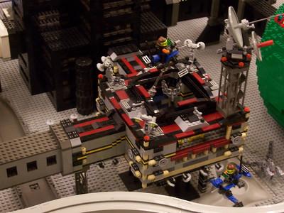 Cool detailed moonbase