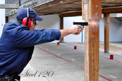 Recruit Firearms Training