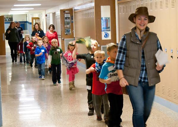 Kinderfest at LLHS