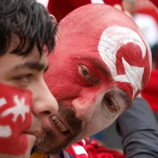 Euro 2008, Suisse - Turkie, Genève
