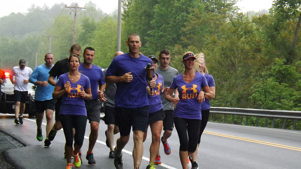 2014 Ulster Law Enforcement Torch Run - 5/28/14