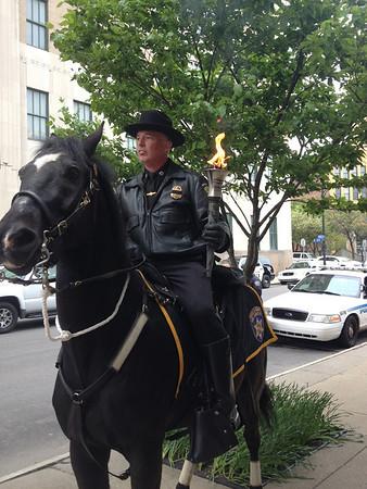 2013 WNY Police Memorial LETR