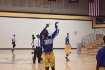 vs. Sul Ross St. 12/06/12