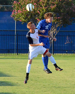 vs. Dallas Baptist 09/01/12