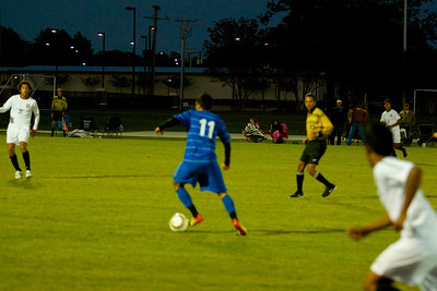 vs. Texas Lutheran 10/27/12