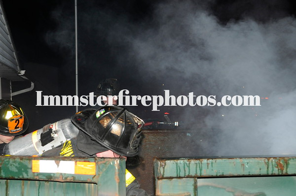 LFD Dumpster