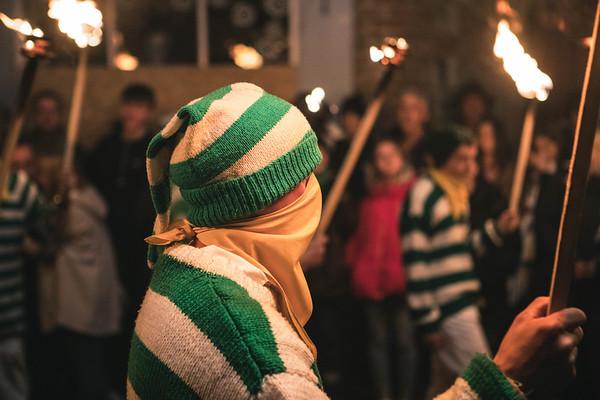 Lewes Bonfire 2018